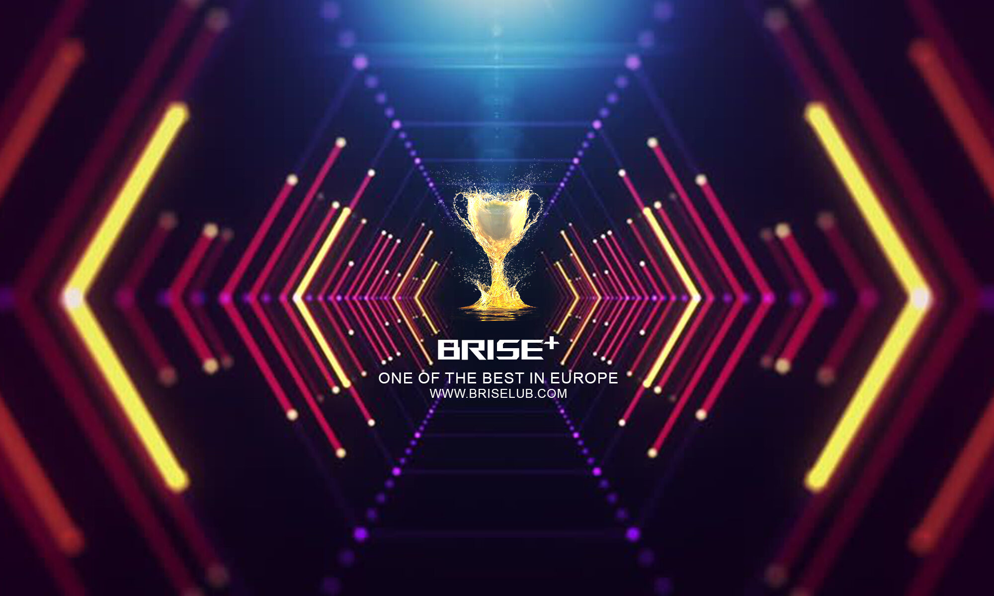 BRISE PLUS GRAPHIC OIL VICTORY CUP